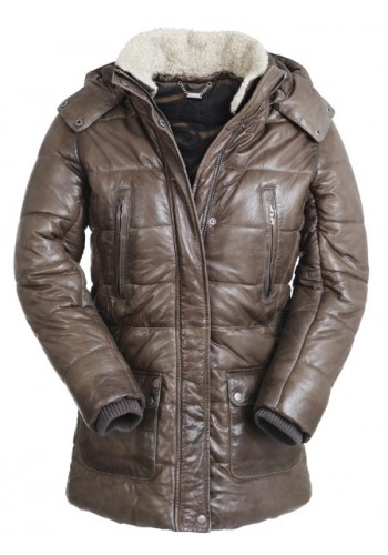 Кожаная куртка Echt Lammnappa Carlotta